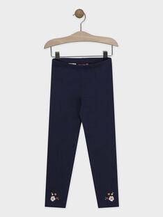 Navy Leggings SIPEPETTE / 19H4PFC2CALC214