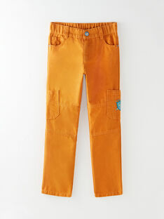 Pantalon Jaune VEPAGE / 20H3PGR1PANB101