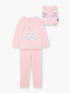 Pyjama Rose ZEPYGETTE 3 / 21E5PFF1PYTD326