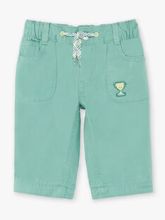 Pantalon Vert ZEILAGE / 21E3PGO1PAN631
