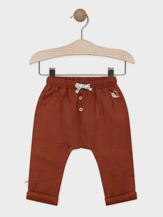 Red pants SABERTIN / 19H1BG21PANF519