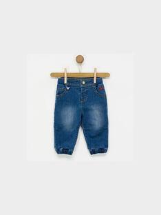Jeans bleu jean PABEN / 18H1BG21JEA704