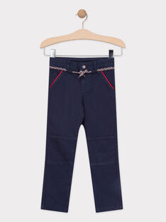 Navy pants TAHIKAGE / 20E3PGC1PAN070