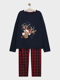 Navy Pajamas SORENAGEM / 19H3GHQ1PYJC205