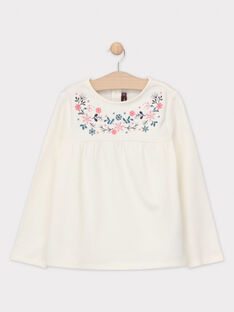 Off white T-shirt SUIKONETTE / 19H2PFN1TML001