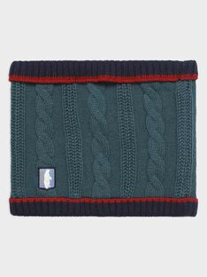 Lagoon blue Snood SINADAGE / 19H4PGN1SNO210