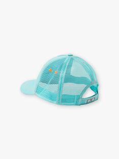 Chapeau Turquoise ZOCAPAGE / 21E4PGU1CHA202