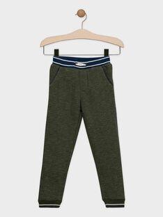 Dark kaki pants SETAGE / 19H3PGI4PAN609