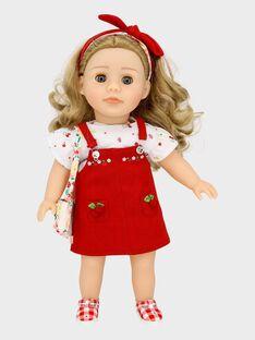Tenue envolée fruitée pour poupée Adèle TATENU4 / 20EZENH1TEN050