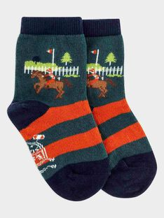 Green Socks SATOLAGE / 19H4PGC1SOQG625