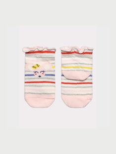 Off white Socks RAFENTINE / 19E4BFC1SOQ001