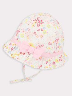 Chapeau imprimé bébé fille TALILA / 20E4BFJ1CHA000