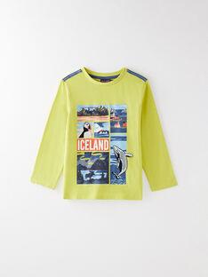Tee-shirt manches longues motif placé VEISAGE / 20H3PGL1TML605