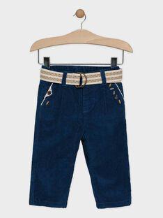 Blue pants SARAY / 19H1BGI2PANC235