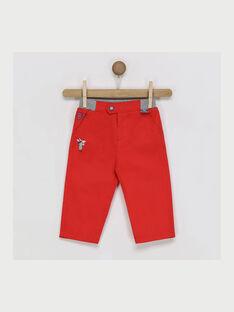 Red pants RAPIERRE / 19E1BGH1PANF506