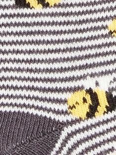 Chaussettes Bleue ZACEBUS / 21E4BG91SOQC233