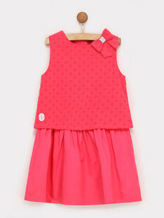 Fushia Dress RYCIVETTE / 19E2PFT1ROB304