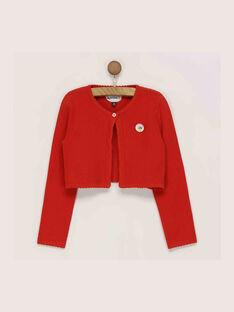 Red Cardigan RAFULIETTE / 19E2PFC1CARF505