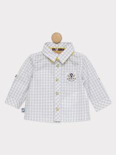 Grey pearl Shirt RYDORIAN / 19E1BGS1CHM904