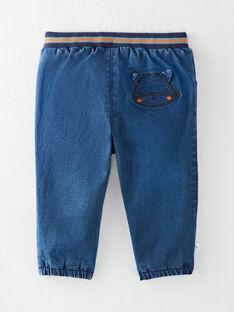 Jean bleu moyen  VALAMBEREX / 20H1BGR2JEAP274