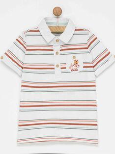 White Polo shirt NOZAGE / 18E3PGL1POL000