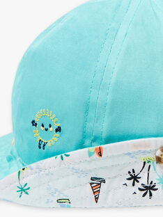 Chapeau Turquoise ZATANGUY / 21E4BGU1CHA202