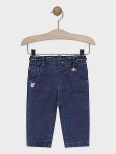 Dark denim Jeans SAMATTHEW / 19H1BGC1JEAK005