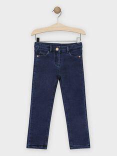 Dark green Jeans SUINIMETTE / 19H2PFN1JEA622