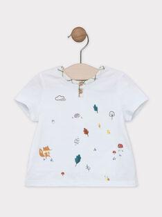 Off white T-shirt SABARNABE / 19H1BG21TMC001