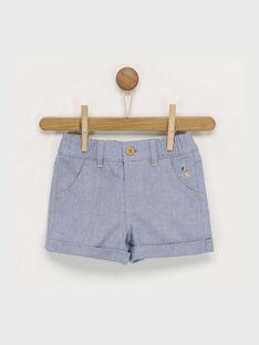 Blue Shorts RASALVA / 19E1BGM1SHO201